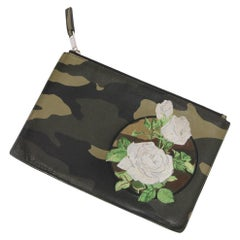Christian Dior Camo Pouch By Kris Van Assche For Dior Homme