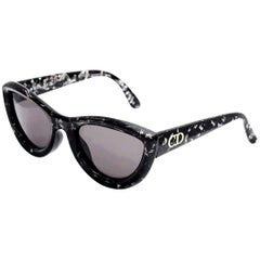 Christian Dior Cat eye Vintage Sunglasses