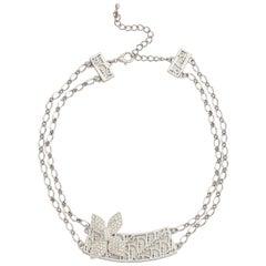 Christian Dior Choker Necklace by John Galliano