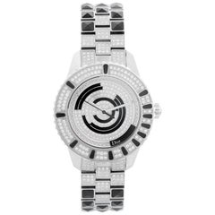 Christian Dior Christal Diamond Ladies Watch