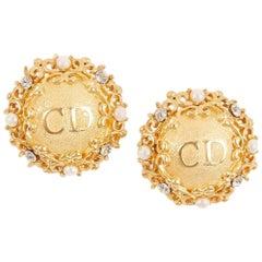 Christian Dior Cufflinks