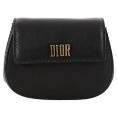 Christian Dior Dioraddict Shoulder Bag Leather Mini