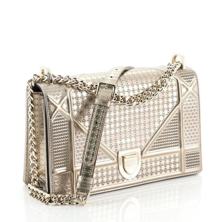 Christian Dior Diorama Flap Bag In Good Condition In New York, NY