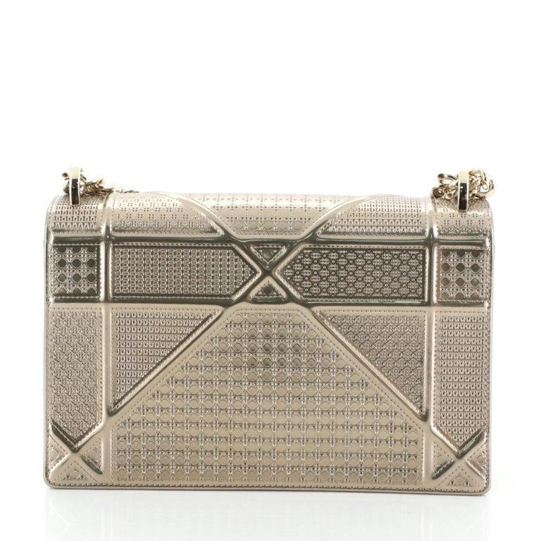 Women's or Men's Christian Dior Diorama Flap Bag