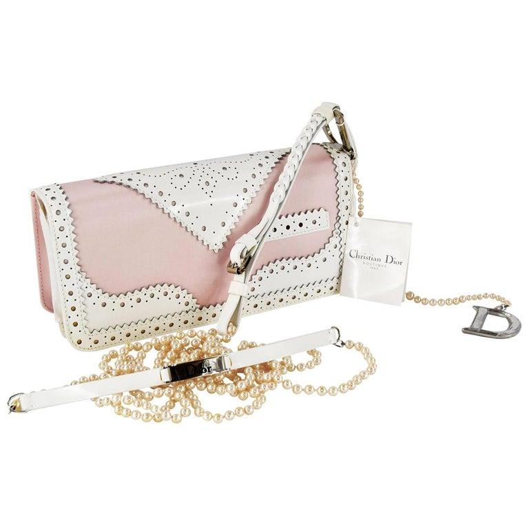 Christian Dior D'Trick Shoulder Bag  For Sale