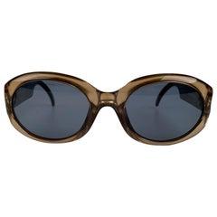 Christian Dior Gold Tone Acetate Mint Sunglasses DIORAMA 22H