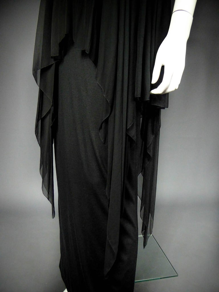 Christian Dior Haute Couture by Marc Bohan Circa 1975 For Sale 5