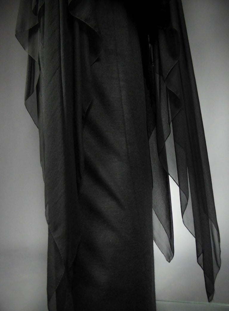 Christian Dior Haute Couture by Marc Bohan Circa 1975 For Sale 6