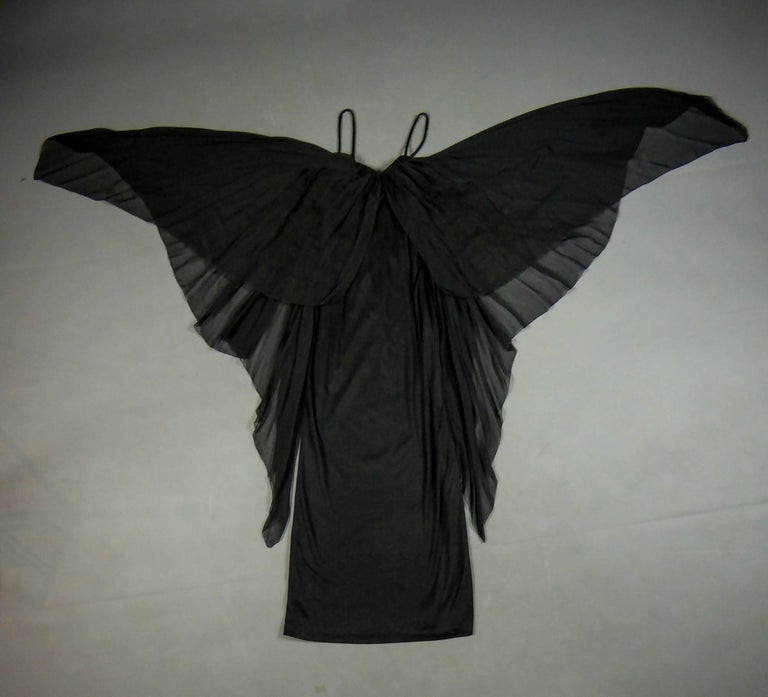 Christian Dior Haute Couture by Marc Bohan Circa 1975 For Sale 8