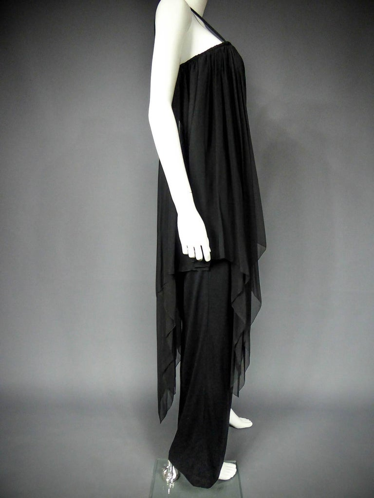 Christian Dior Haute Couture by Marc Bohan Circa 1975 For Sale 1