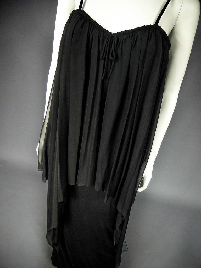 Christian Dior Haute Couture by Marc Bohan Circa 1975 For Sale 4