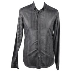 Christian Dior Homme Button Down Shirt Size 39