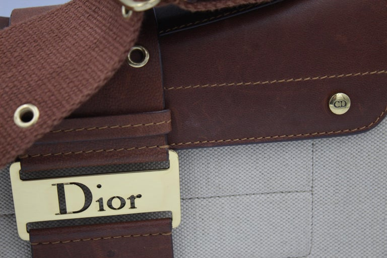 Super nice Christian Dior by John Galliano Columbus Handbag Good condition some light signs of use.  Size 30x15