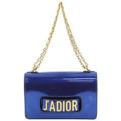 Christian Dior J'adior Flap Bag Patent Medium