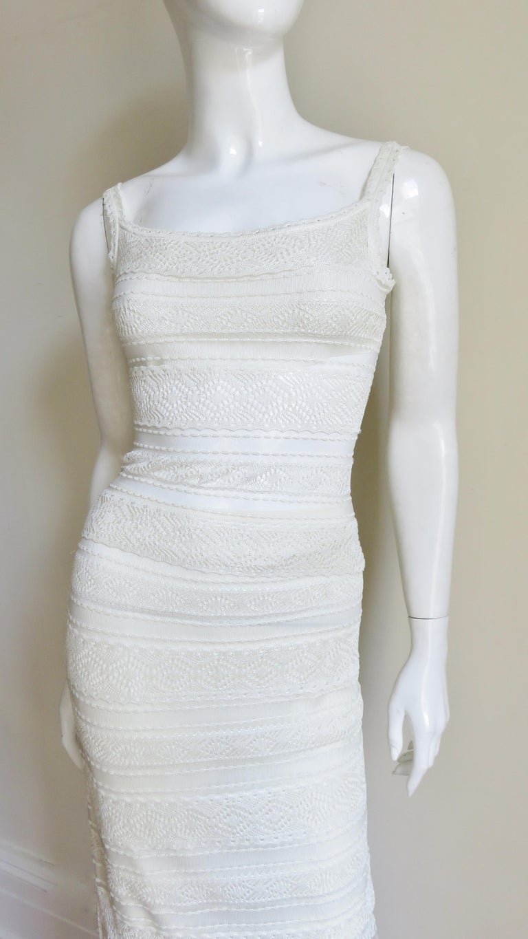 Christian Dior Lace Camisole and Skirt In Good Condition For Sale In New York, NY