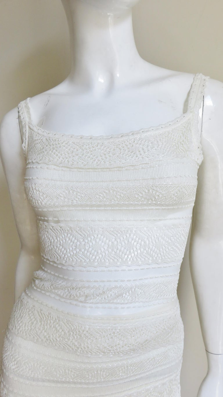 Women's Christian Dior Lace Camisole and Skirt For Sale