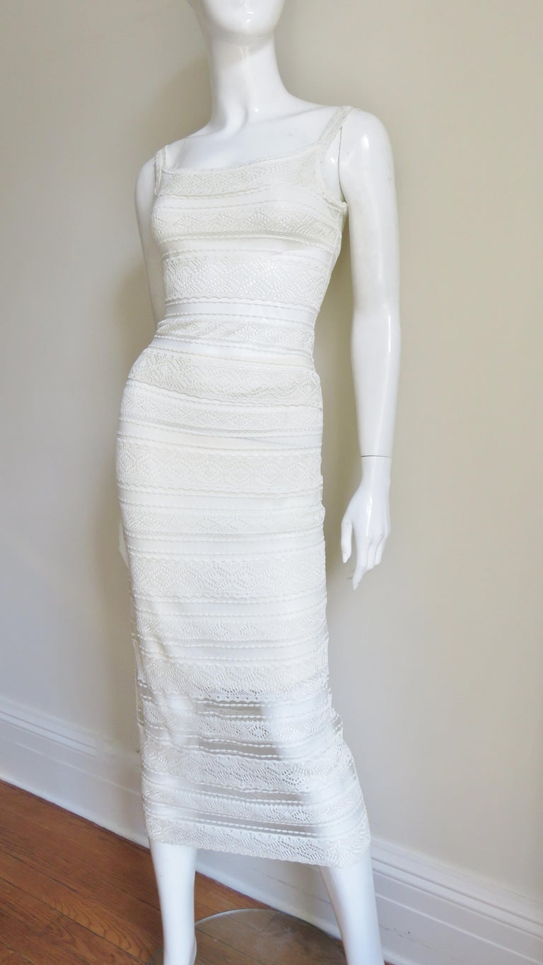 Christian Dior Lace Camisole and Skirt For Sale 2