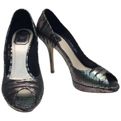 73aa5d3b9d Vintage Christian Dior Shoes - 111 For Sale at 1stdibs