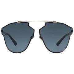 Christian Dior Mint Women Black Sunglasses DIORSOREALFAST 69RHL 69-12-143 mm