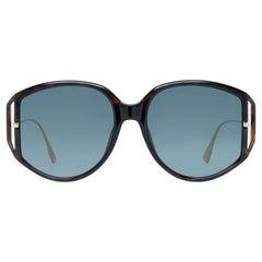 Christian Dior Mint Women Brown Sunglasses Diordirection2 0861I54 54-17-140 mm