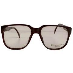 Christian Dior Monsieur Vintage Brown Optyl Frame Mod 2374