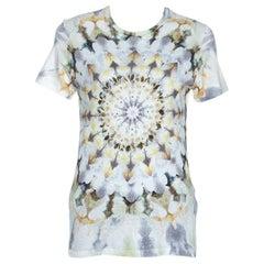 Christian Dior Multicolor Printed Kalei Diorscopic T-Shirt S