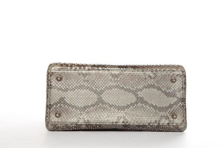 Women's CHRISTIAN DIOR  Python Lady Dior Bag For Sale