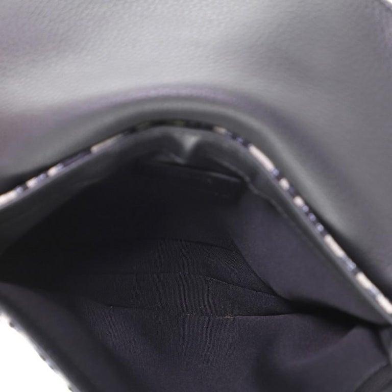 Christian Dior Saddle Messenger Bag Oblique Canvas 1