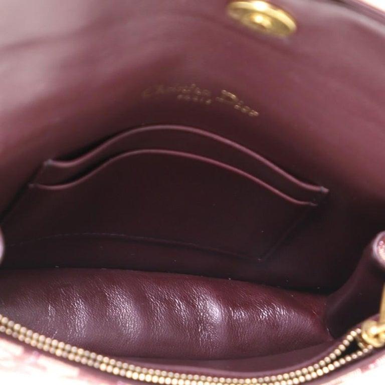 Christian Dior Saddle Rectangular Belt Bag Oblique Canvas For Sale 2