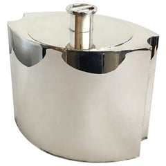 Christian Dior Silver Plated Ice Bucket