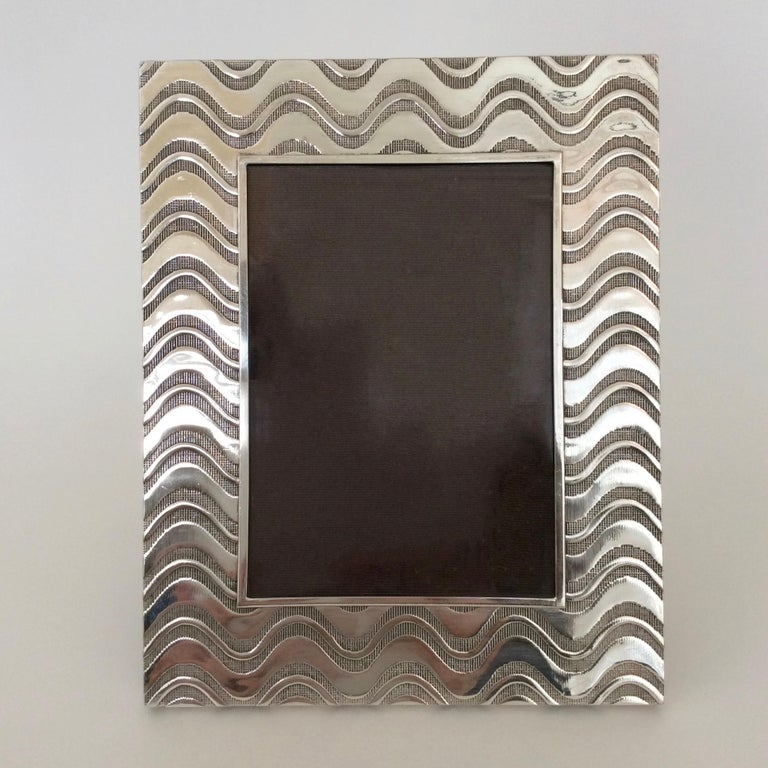 Nice Christian Dior picture frame, circa 1970, France.
