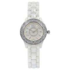Christian Dior VIII CD1221E4C001 Ceramic Quartz Ladies Watch