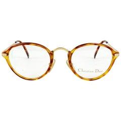 Christian Dior Vintage Mint Unisex Eyeglasses 2899 Optyl 48/21 135 mm