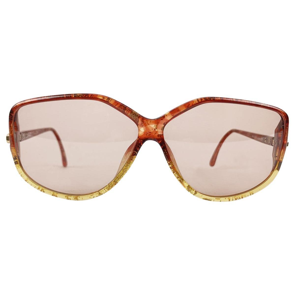 Christian Dior Vintage Optyl Mint Sunglasses 2498 62/10 125 mm