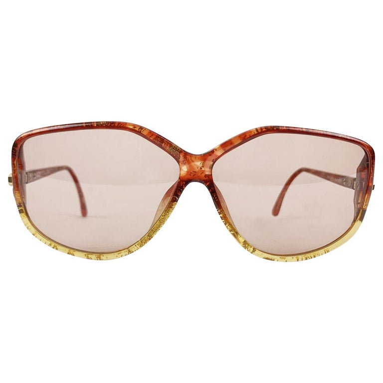 Christian Dior Vintage Optyl Mint Sunglasses 2498 62/10 125 mm For Sale