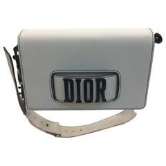 Christian Dior White J'Adore Crossbody/Clutch