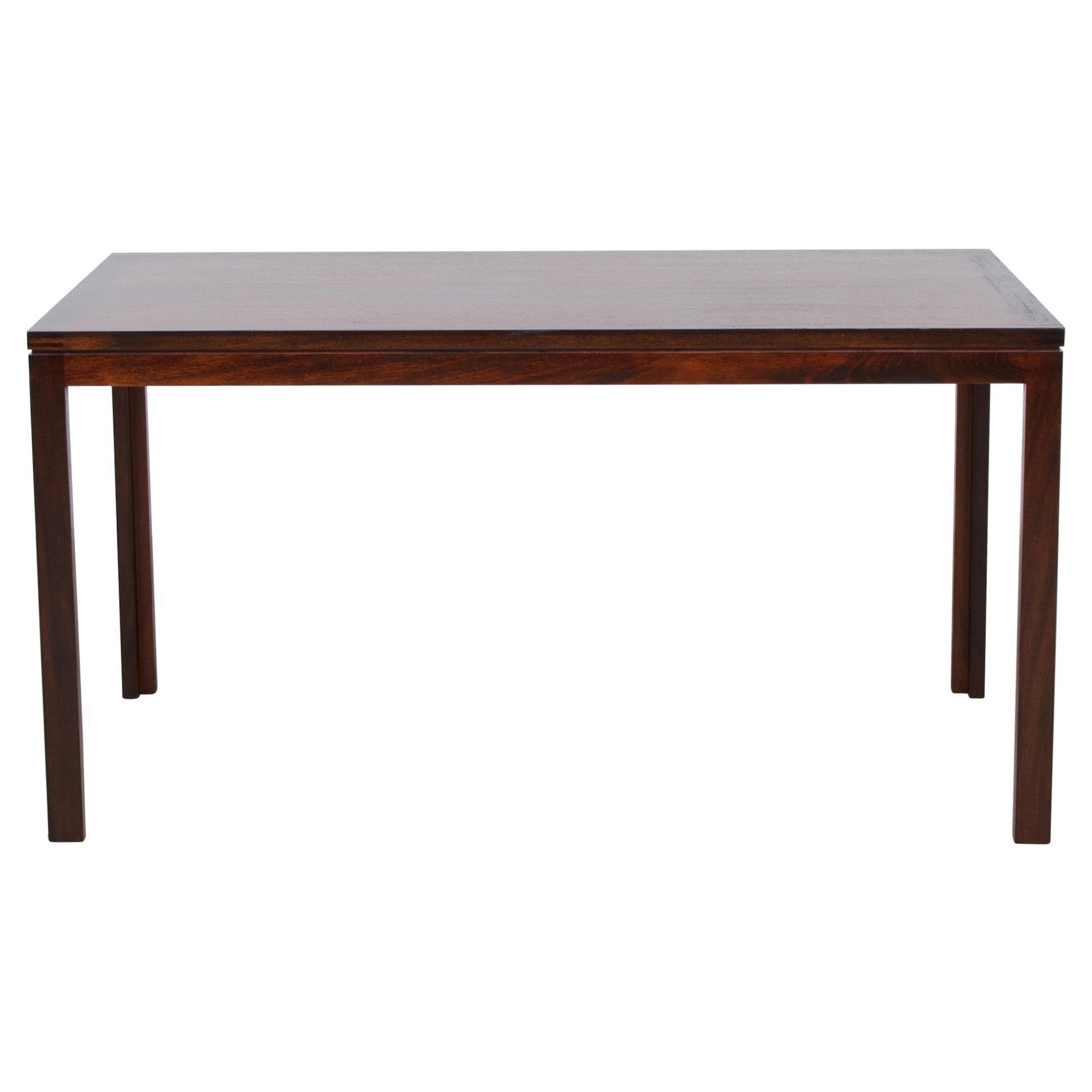 Christian Hvidt Mid-Century Modern Dining Table for Soborg Mobler