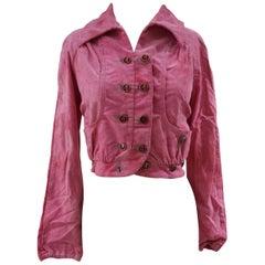 Christian Lacroix pink fluo jacket
