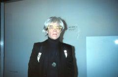 Andy Warhol: Legendary Pop Artist Fine Art Print