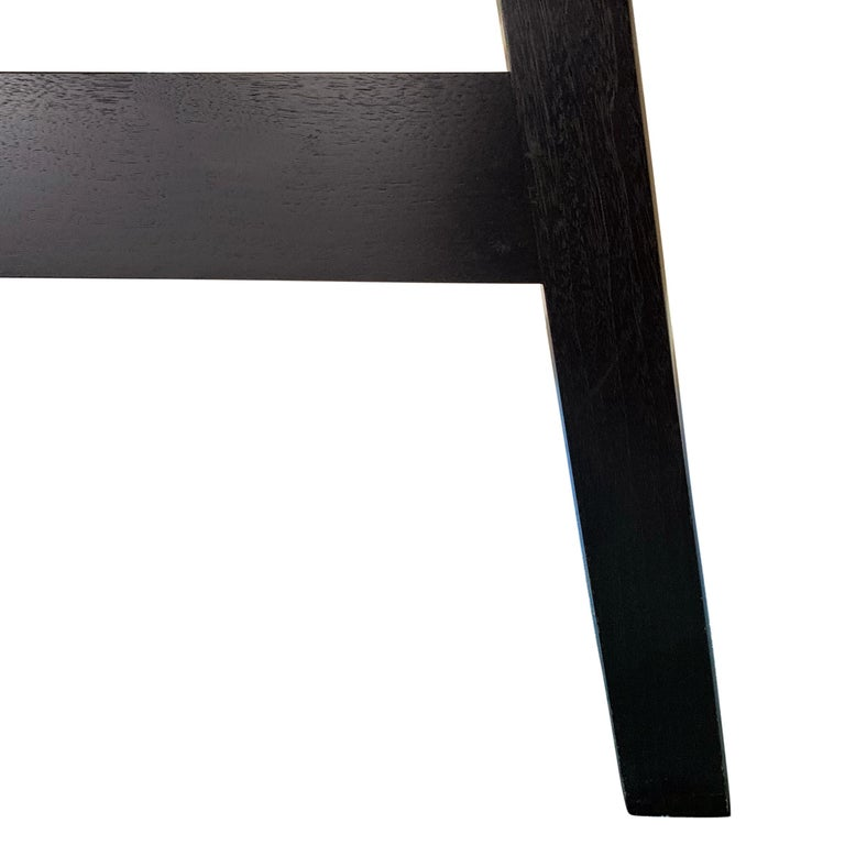 Christian Liaigre Designed Oval Dining Table 5