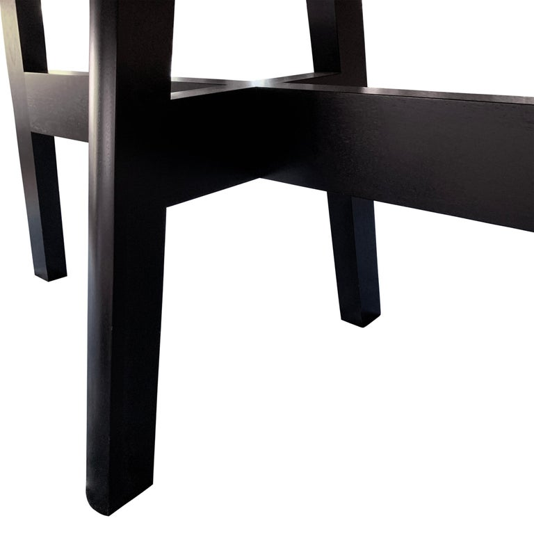 Christian Liaigre Designed Oval Dining Table 2