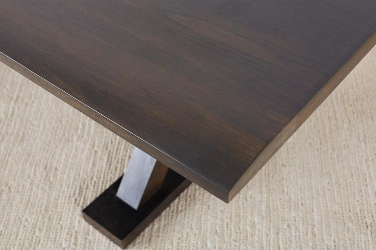 Christian Liaigre for Holly Hunt Courier Dining Table For Sale 7