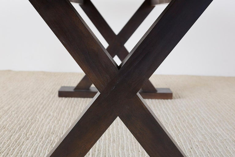 Christian Liaigre for Holly Hunt Courier Dining Table For Sale 9