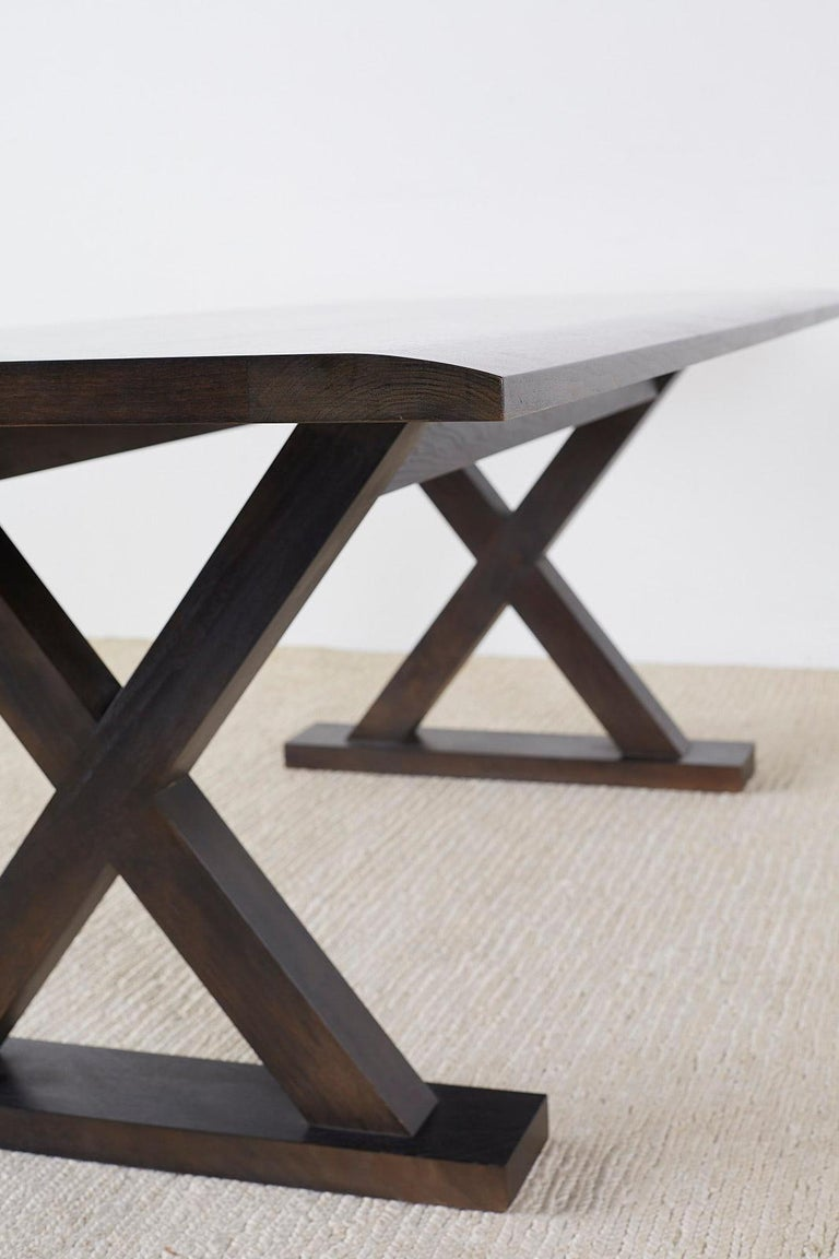 Christian Liaigre for Holly Hunt Courier Dining Table For Sale 10