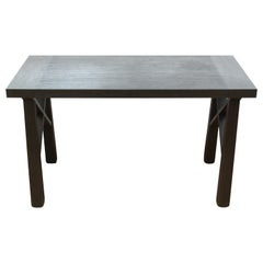 Christian Liaigre Modern Oak Dining Table