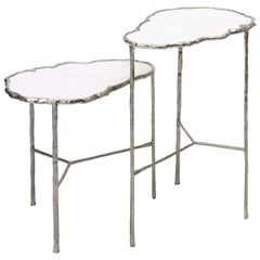Christian Liaigre Nuage Side Table Tall (size 2)