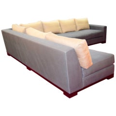 Christian Liaigre Ocean Sectional Sofa