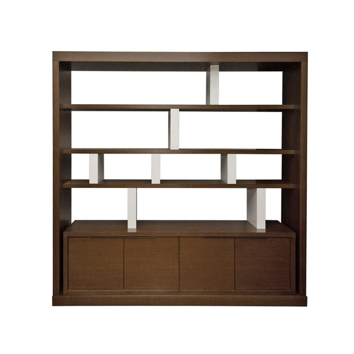 Christian Liaigre Saigon Library Bookcase Wall Unit