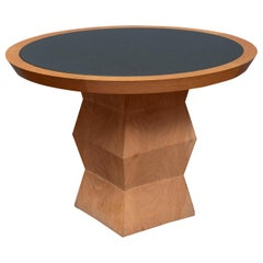Christian Liaigre Yquem Pedestal Table