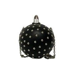 Christian Louboutin Black Leather Bag